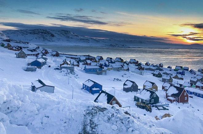 Зачем Трамп хочет купить Гренландию?