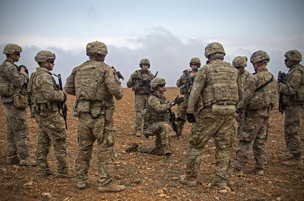 США начала вывод войск из Ирака