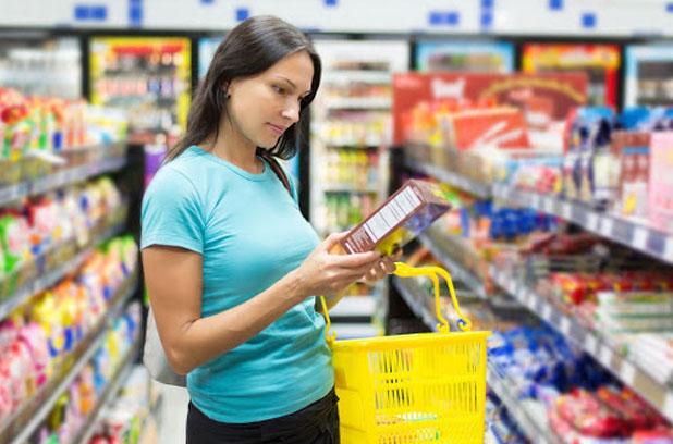 Украинцы тратят на продукты питания 42% от средних доходов