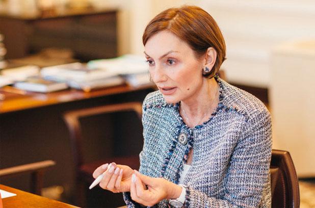 Рожкова рассказала, когда кредиты в Украине станут доступнее