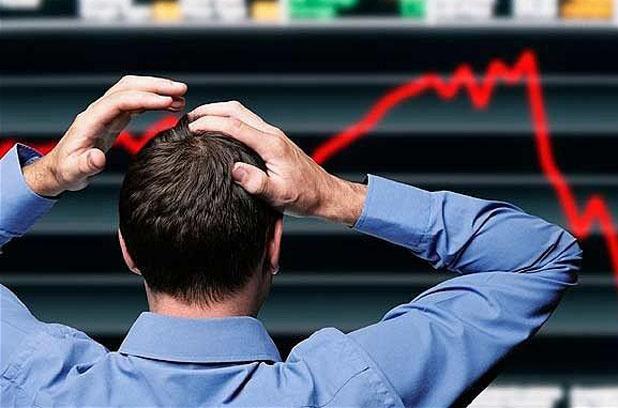 На фондовых рынках зафиксирован рекордный обвал